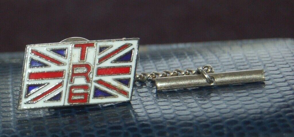 Triumph Tr6 Union Jack Tie Pin In Dover Kent Gumtree