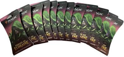MTG Magic Throne of Eldraine Collector Booster 12-Pack Lot / Box