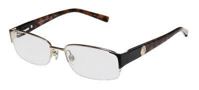 NEW TRUSSARDI 12506 HIP & CHIC POPULAR SHAPE OPHTHALMIC EYEGLASS (Chic Glasses)