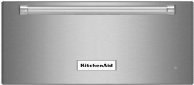 "KITCHENAID KOWT104ESS 24"" Warming Drawer with 1.1 cu. ft. Capacity"