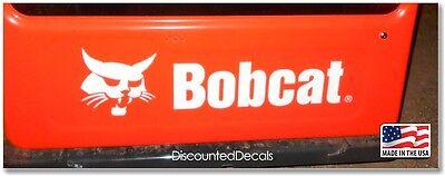 Skid Steer Rear Door Replacement Decal S175 S185 S200 S250 S300 Fits Bobcat
