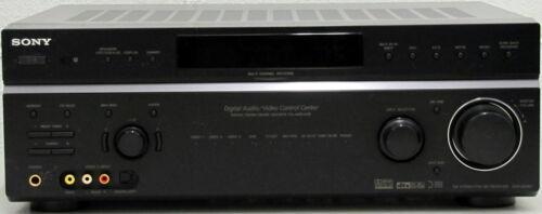Sony Receiver Home Theater 7.1 Surround Sound STR-DE897 Multimedia Digital A/V