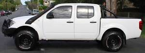 2011 Nissan Navara Ute TURBO DIESEL REGO AND RWC Southport Gold Coast City Preview