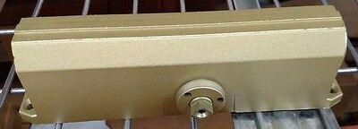 Norton Door Closer Body Only Mint 1601 Bc Gb  Full Warranty Adj Size 3-6