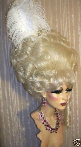 Drag Wig Updo Ebay