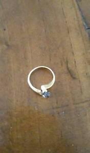 18 Carat Gold Diamond Ring Joondalup Joondalup Area Preview