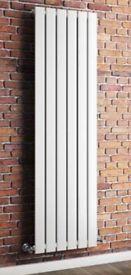 Vertical White Panel Radiator for Sale - Brand New & Packaged