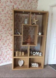 Wooden Cabinet Room Divider £40