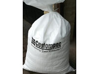 Cavity Wall Insulation or beanbag filling - 3 bags will split