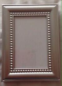 Silver frames x 20