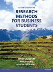 Research Methods for Business Students 9781292121949