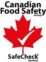 Food Safety Certificate Course - 1 Day Sept 15 - $98