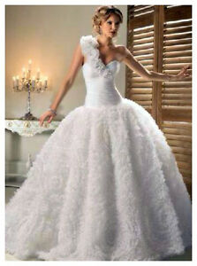 High Fashion Couture Wedding Gown
