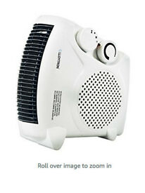Lloytron Fan Heater 2 heat settings