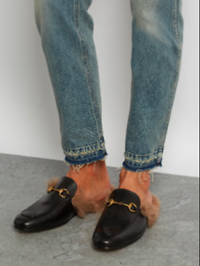 Gucci Shoes - Princetown Loafers