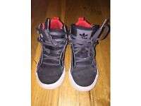 Adidas Trainers Toddler 8