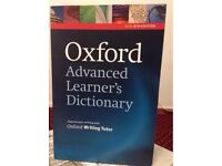 Dictionary-Oxford Advanced Learner's Dictionary New 8th Edition