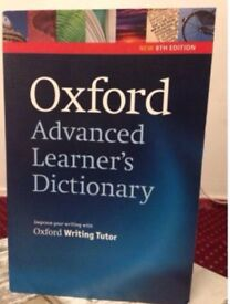 Oxford Advance Learner's Dictionary 8th Edition 🇬🇧