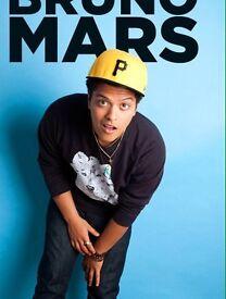 2/4- Bruno Mars --STANDING - 12/4- Glasgow hysro