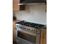 Gas Cooker Free Standing 6 Burner