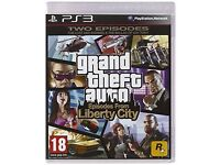 Grand Theft Auto - Episodes from Liberty City - Playstation 3