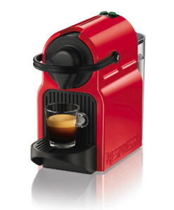 Nespresso Inissia Ruby Red (New in box)