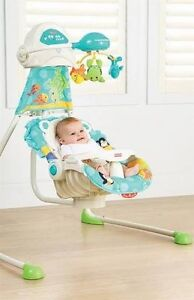 Fisher Price Precious Planet Baby Swing Kellyville The Hills District Preview