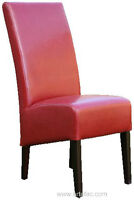 Beautiful Leather Dining chair.