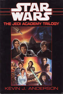 Star Wars: The Jedi Academy Trilogy hardcover edition
