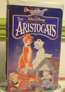 The Aristocats VHS