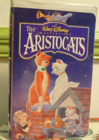 The Aristocats VHS | eBay