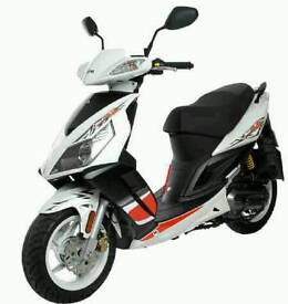 Sym Jet Sport 50cc Scooter