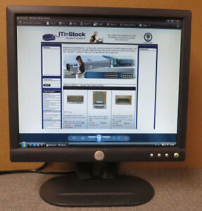 17inch LCD monitor... only $10.00!