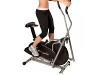 Excercise bike/crosstrainer