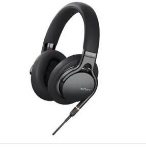 NEW BNIB Sony MDR1AM2 Wired High Resolution Audio Headphones