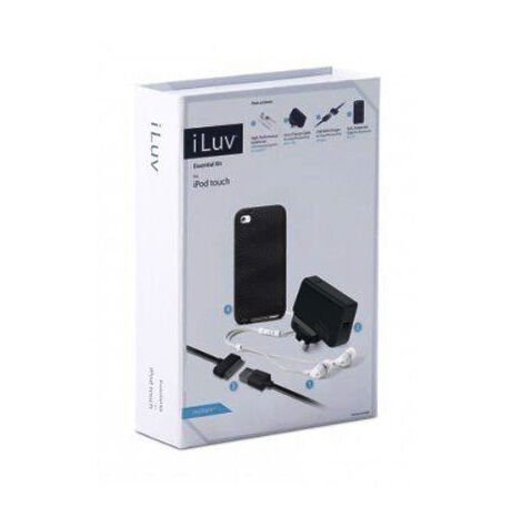 iLuv Accessory Pack for iPod Touch