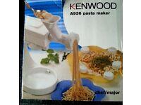 KENWOOD CHEF/MAJOR - PASTA MAKER A936