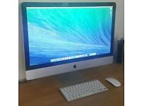 Apple iMac (27-inch, Mid 2011) - Intel Core i5 - 8GB RAM - QUAD CORE 1TB