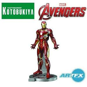 NEW MARVEL IRON MAN MARK 45 STATUE KOTOBUKIYA ART FX - AVENGERS 109400637