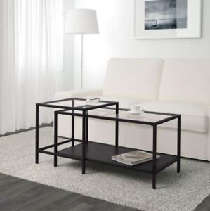 VITTSJÖ Coffee Table and Laptop Stand