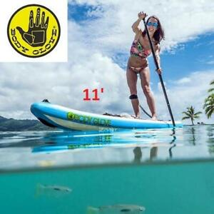 NEW BODY GLOVE SUP PADDLE BOARD 1194102 251807169 PERFORMER 11 STAND UP PADDLE BOARD INFLATABLE 11 WITH ACCESSORIES