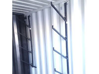Shipping Container Pipe Racking Brackets