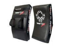 TurnerMAX Kickboxing Strike Shield for Muay Thai, Boxing, Martial Arts & MMA Training