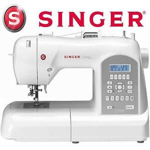 NEW SINGER CURVY SEWING MACHINE - 114299210