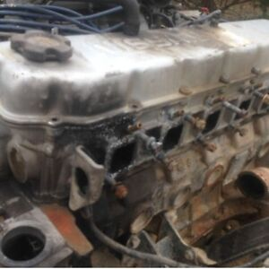GQ Patrol 4.2 TB42e EFI Alloy Cylinder Head Alexandra Hills Redland Area Preview