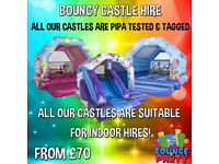 Bouncy Castle, Children's parties, Balloons, Face Painting & Party Hire