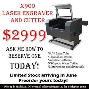 HOT BUY X900 Laser Engraver and Cutter
