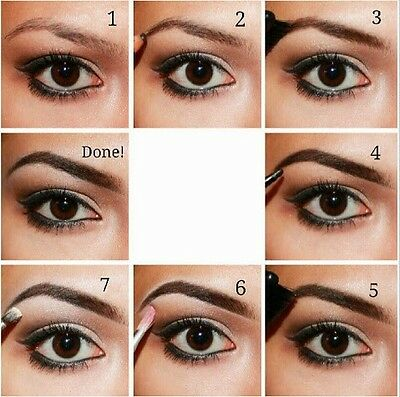 How To Fill In Your Eyebrows | eBay