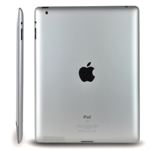 64Gb Silver iPad 2, With Case