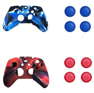 Xbox one gel skins and thumb grips